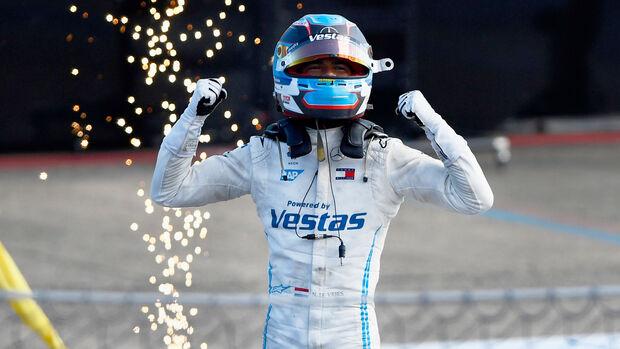 Nyck de Vries - Formel E - Berlin - 2021