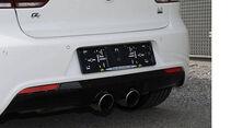 O.CT Oberscheider Tuning VW Golf R Diffusor