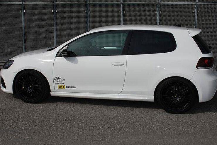 O.CT Oberscheider Tuning VW Golf R Seite