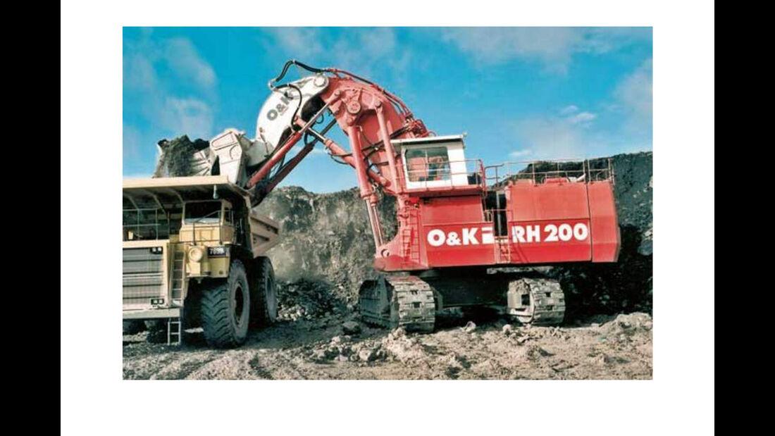 O & K RH 200