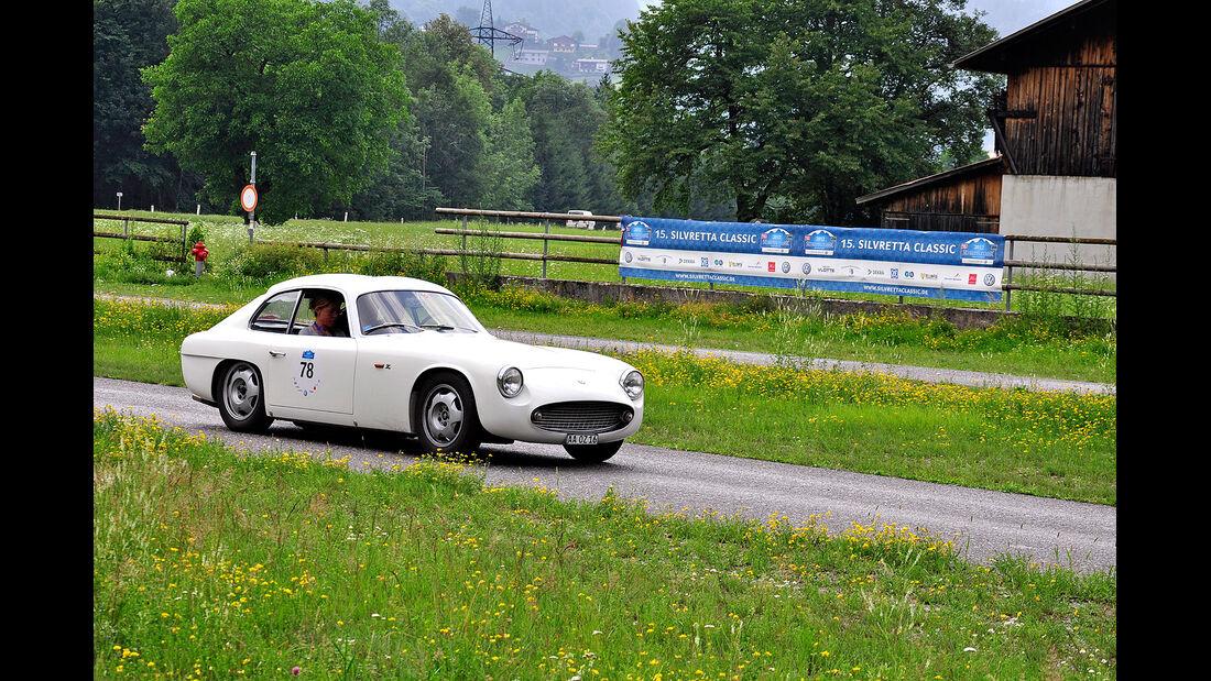 O.S.C.A. 1600 GT2