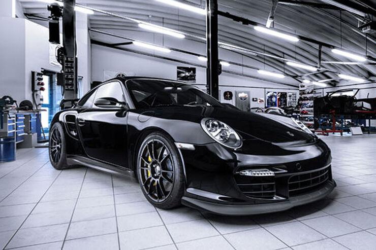 OK Chiptuning Porsche 911 GT2