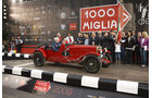 OM 665 am Start der Mille Miglia 2009.
