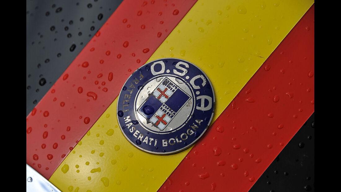 OSCA MT4-2AD 1500, Fahrbericht, mkl 07/2014