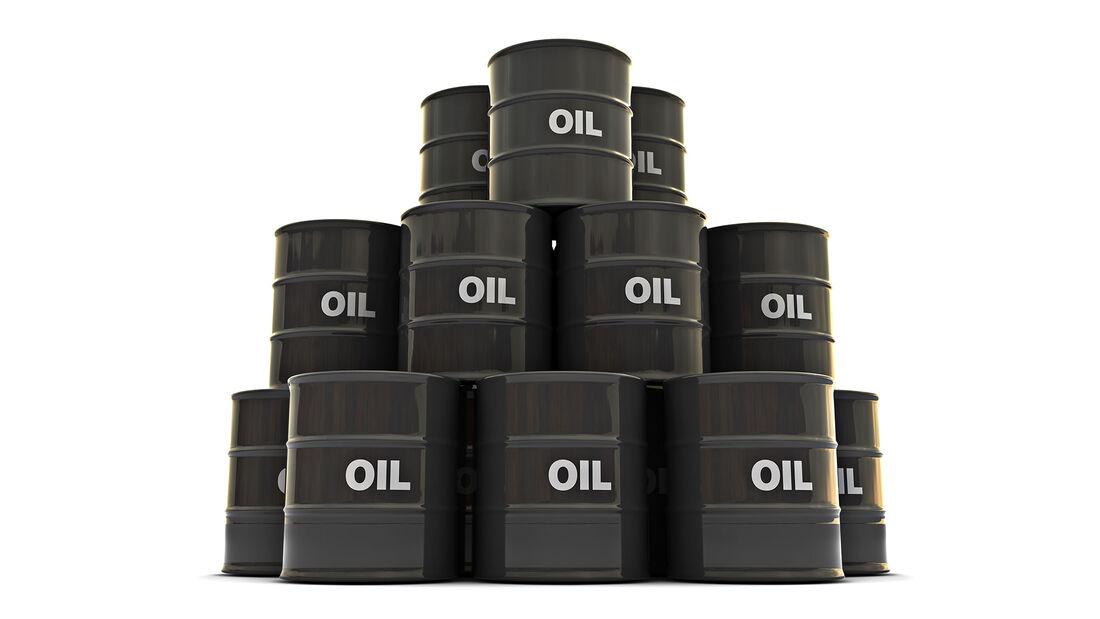 Öl-Fässer