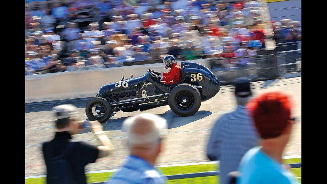 Oerlikon, Miller Sprint Car