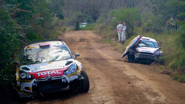 Östberg - Rallye Argentinien 2014 - WRC