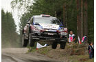 Östberg - Rallye Finnland 2013