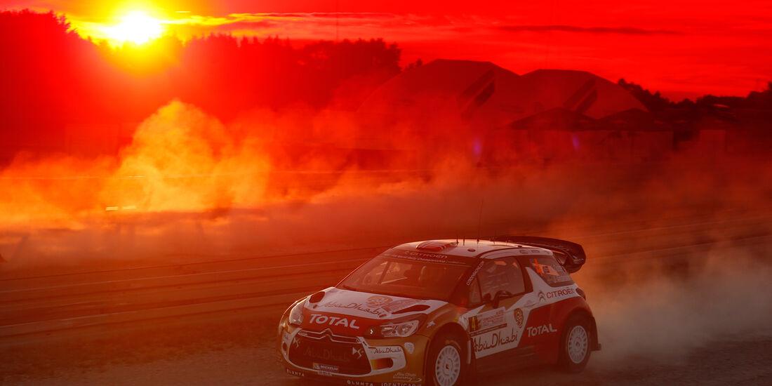 Östberg - Rallye Polen 2014