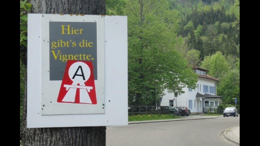 Österreich: Maut wird teurer