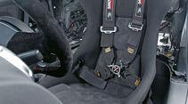 Oettinger-Audi TT RS-R, Vollschalensitz, Fahrersitz