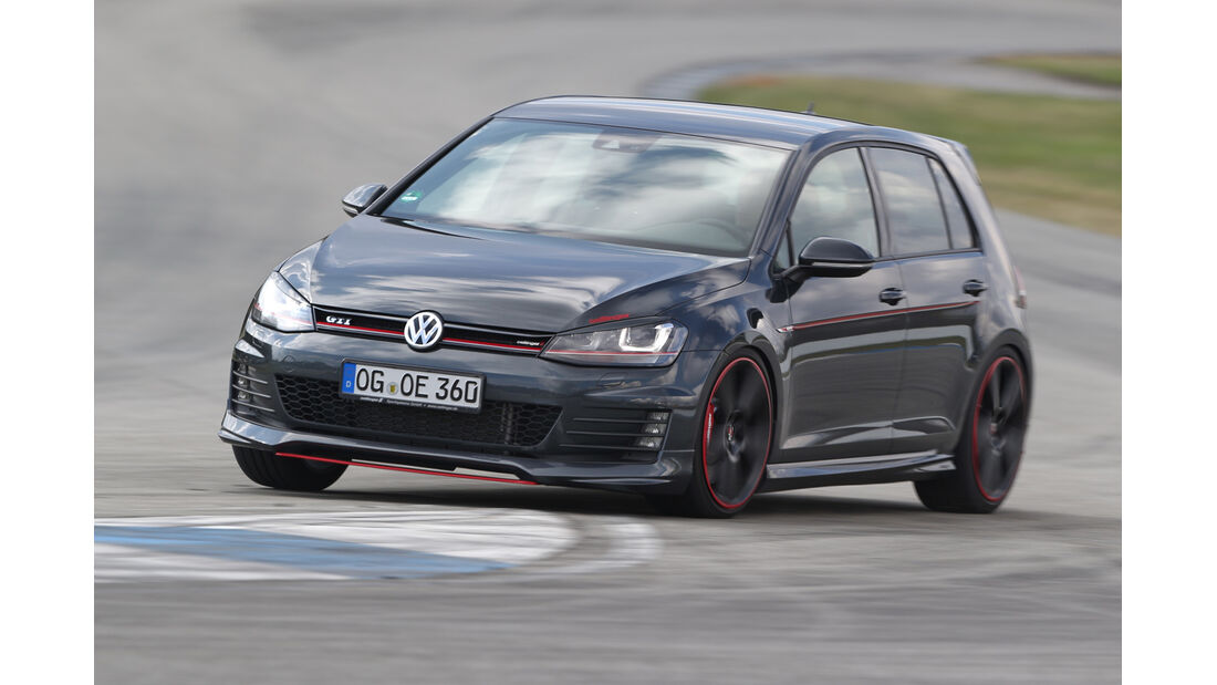 Oettinger Golf GTI, Frontansicht