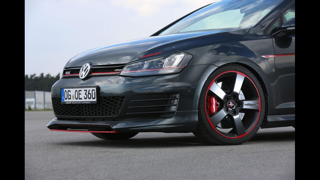 Oettinger Golf GTI, Rad, Felge, Bremse