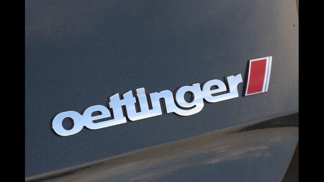 Oettinger Golf GTI, Typenbezeichnung, Emblem