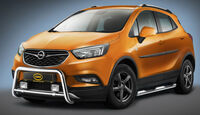 Off-Road Look für den Opel Mokka von Cobra