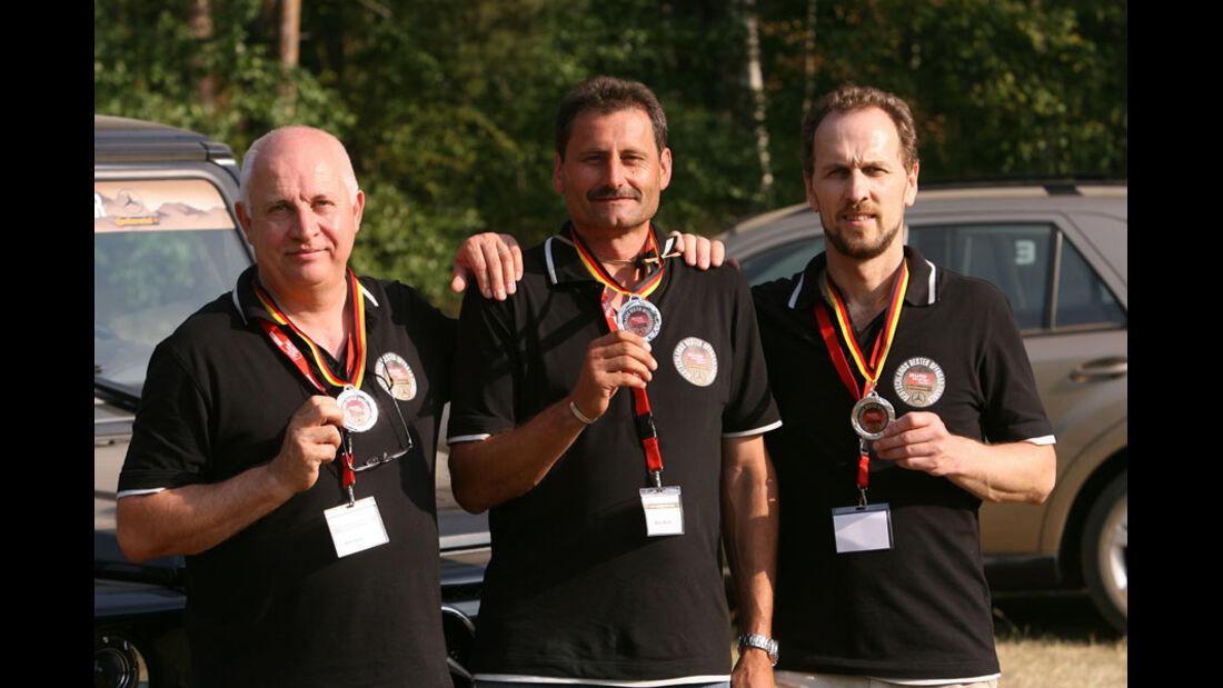 Offroad Challenge 2010, Gewinner Zossen