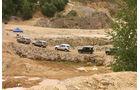 Offroad-Challenge 2010, Mercedes GL, Mercedes GLK, Mercedes ML, Mercedes G