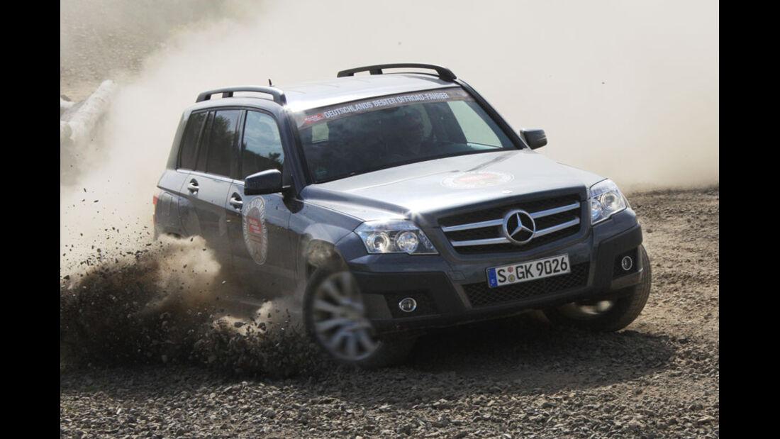Offroad Challenge 2010, Mercedes GLK