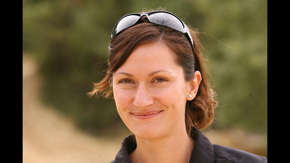 Offroad-Challenge 2010, Sabine Glatz