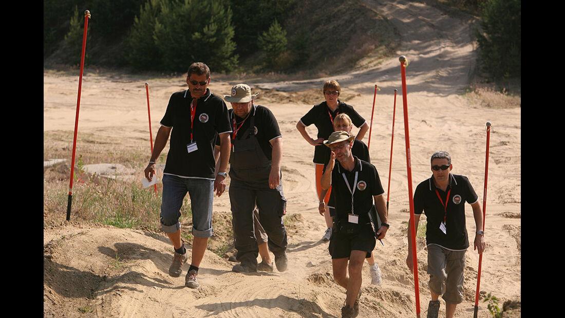 Offroad-Challenge 2010, Zossen