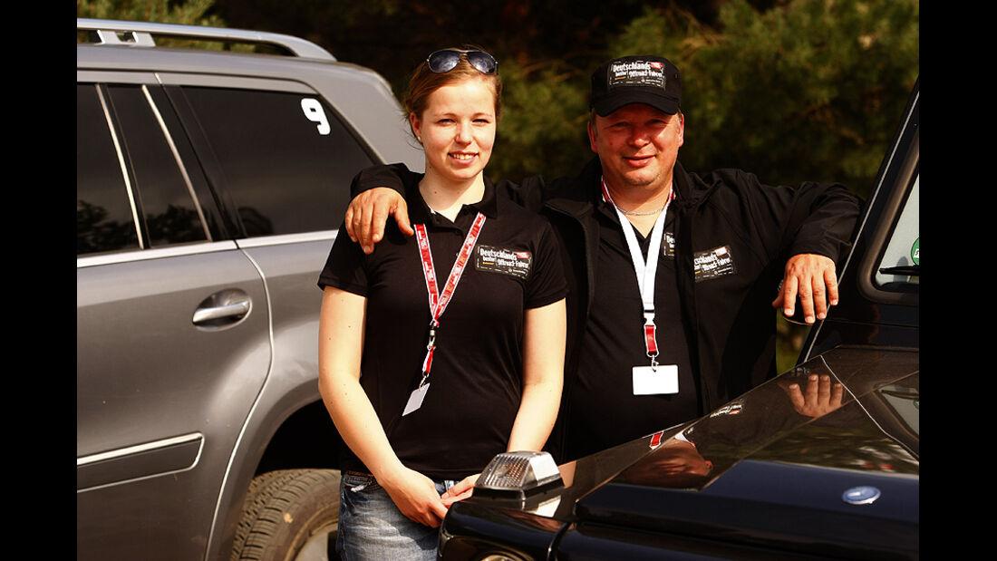 Offroad Challenge 2011, letzte Vorausscheidung in Kallinchen