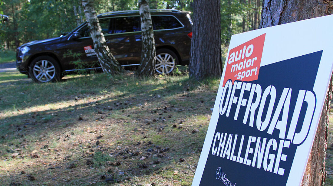 Offroad Challenge 2013, 3. Etappe