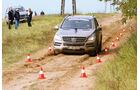 Offroad-Challenge, Bremsprüfung