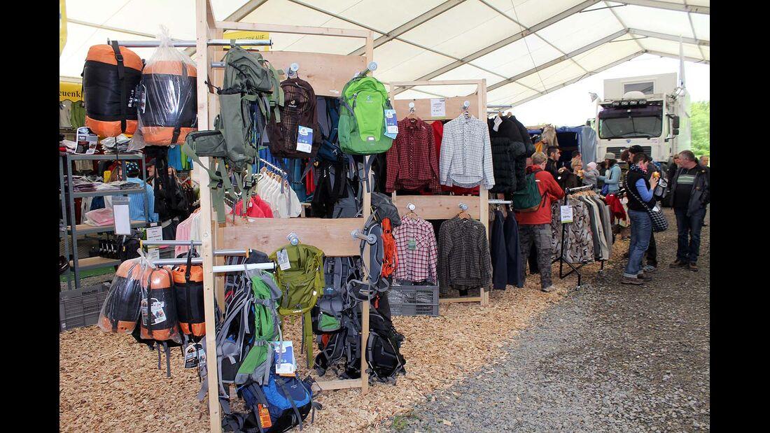 Offroad-Messe Abenteuer und Allrad Bad Kissingen 2013