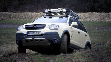 Offroad-Opel Antara Taubenreuther