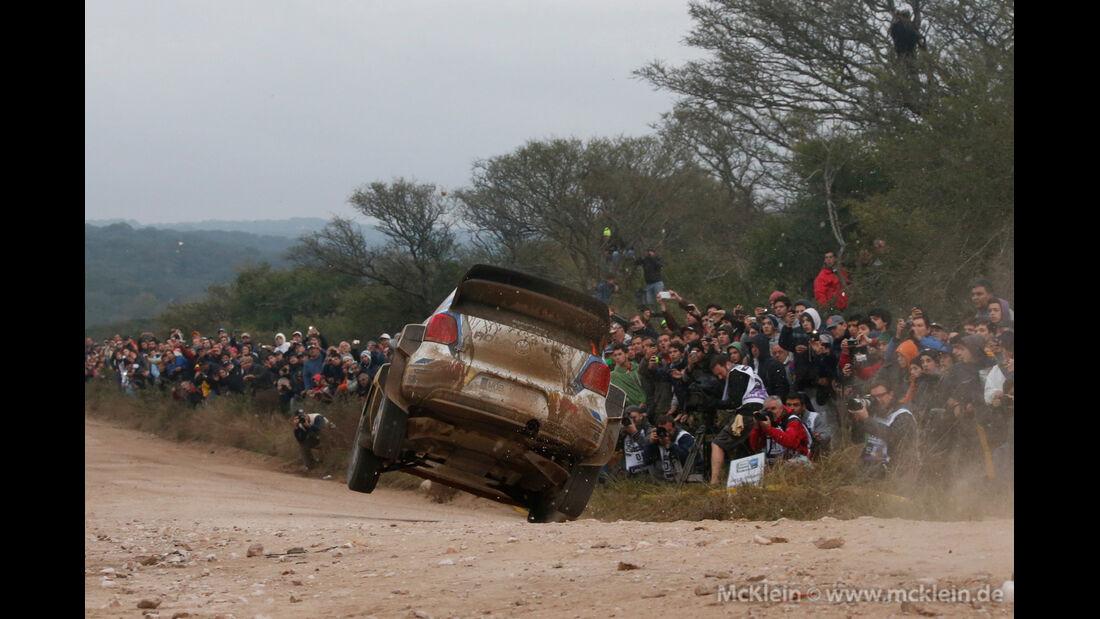 Ogier - Rallye Argentinien 2014 - WRC