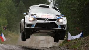 Ogier - Rallye Finnland 2013
