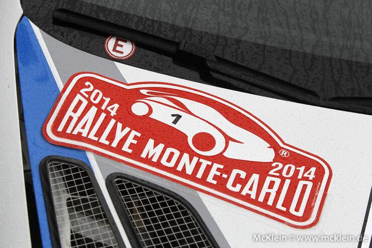 Ogier - Rallye Monte Carlo 2014