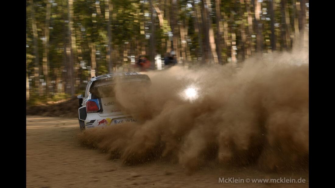 Ogier - Rallye Portugal 2015