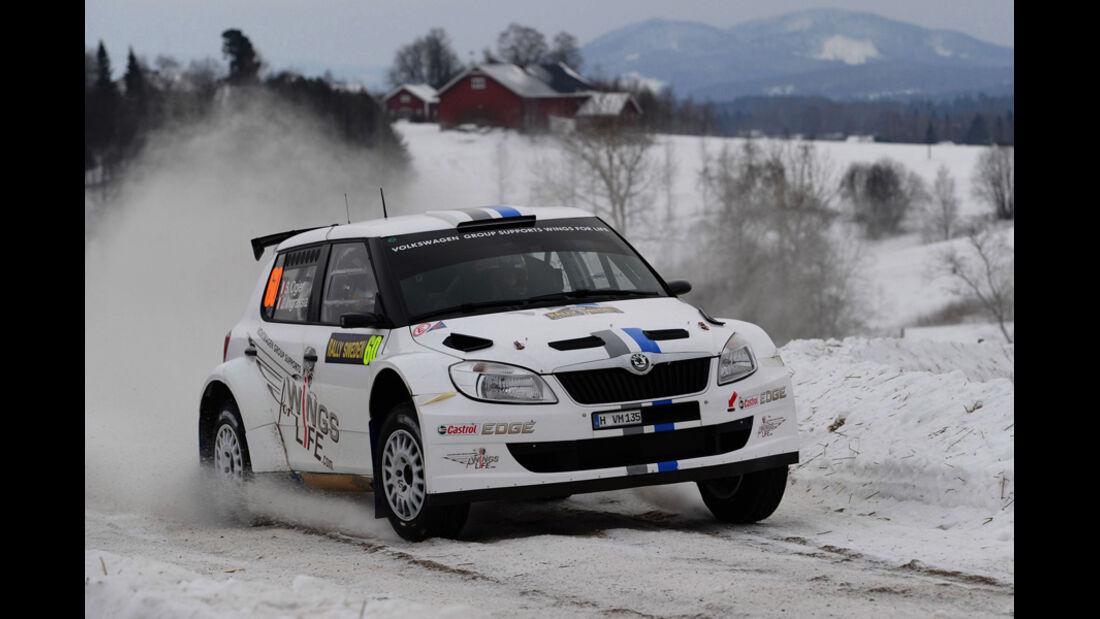 Ogier Rallye Schweden 2012 WRC
