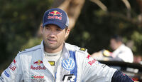 Ogier, WRC Rallye Australien 2013