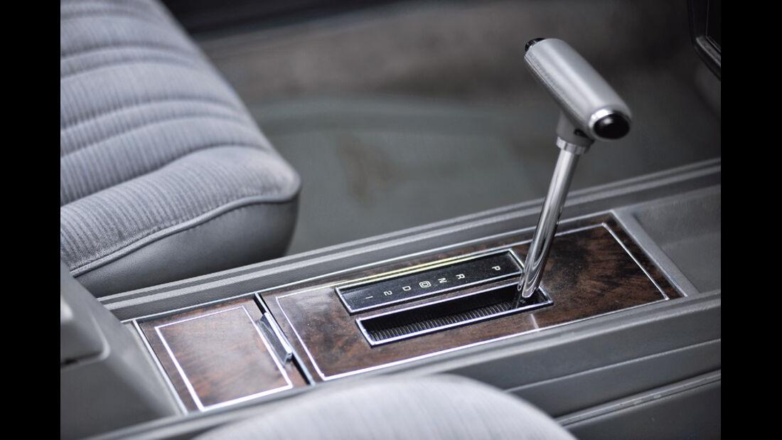 Oldsmobile Cutlass Surpreme 442, Ganghebel, Schaltknauf