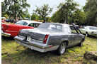 Oldsmobile Cutlass Surpreme 442, Heck
