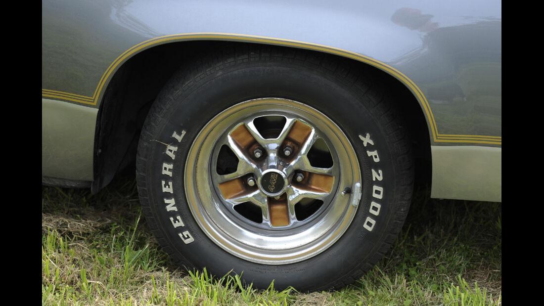 Oldsmobile Cutlass Surpreme 442, Rad, Felge