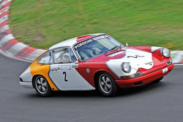 Oldtimer-GP, Porsche 911, GT