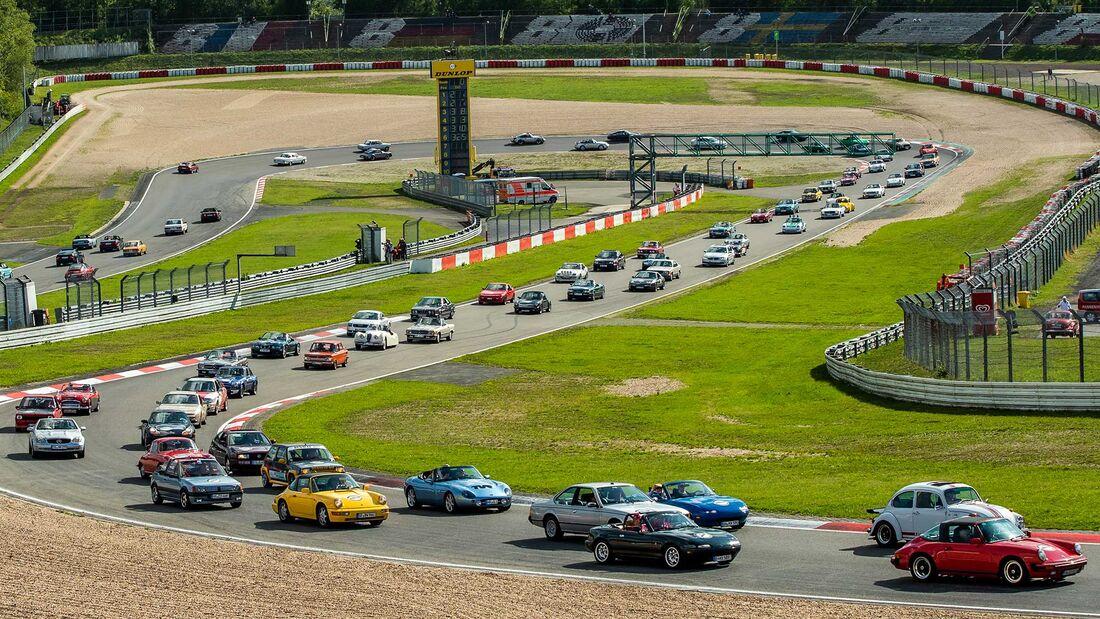 Oldtimer Grand Prix 2019 Leserkorso