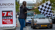Oldtimer-Rallye Luxembourg Classic 2021 (Tag 1)