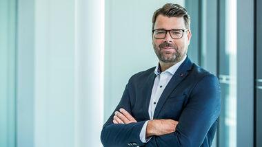 Oliver Hoffmann, Entwicklungsvorstand Audi