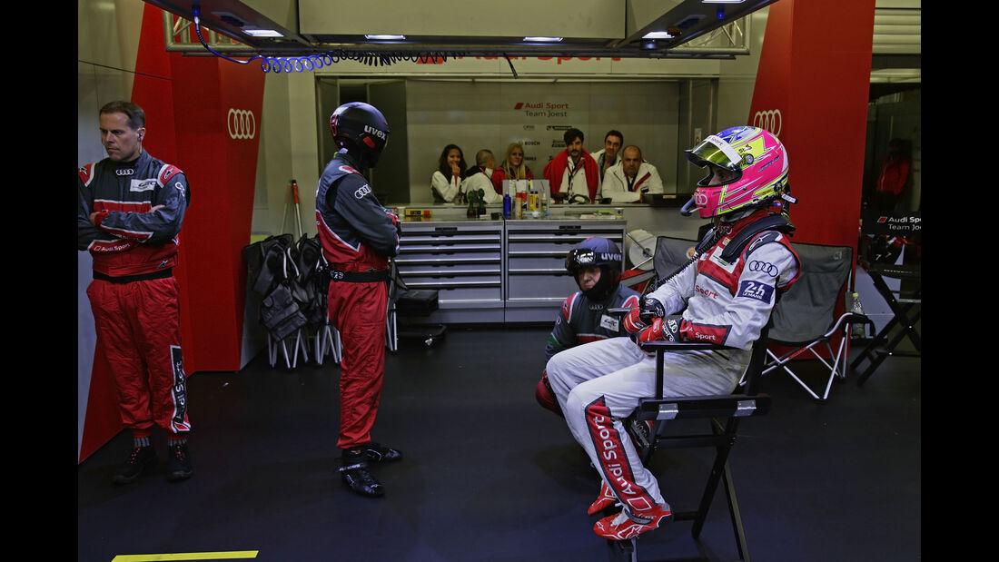 Oliver Jarvis - Audi - 24h Le Mans - Sonntag - 19.06.2016