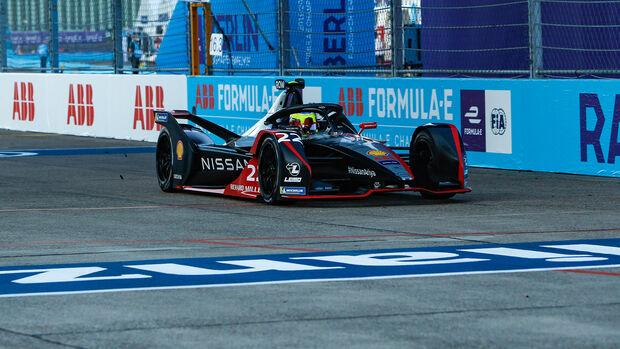 Oliver Rowland - Nissan - Formel E - Berlin - ePrix