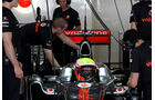 Oliver Turvey Young Driver Test Abu Dhabi 2011