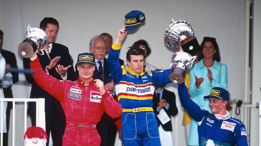 Olivier Panis - GP Monaco 1996