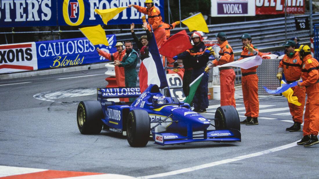 Olivier Panis - GP Monaco 2021