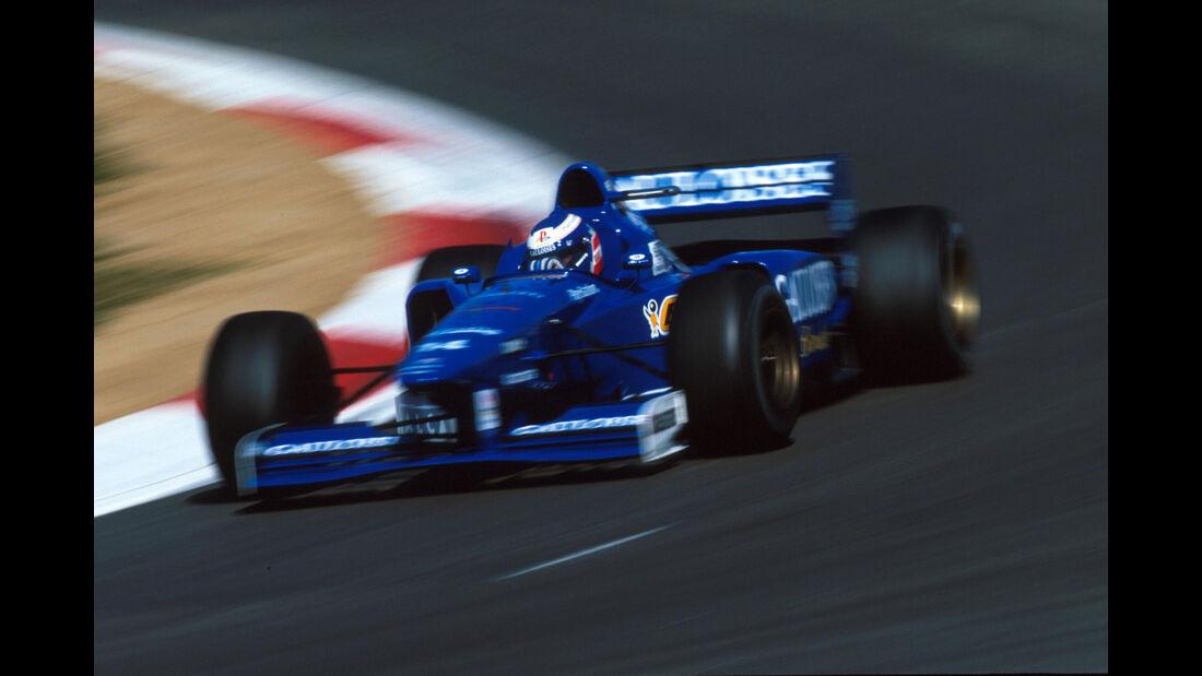 Olivier Panis - Prost AP1 - Nürburgring 1997