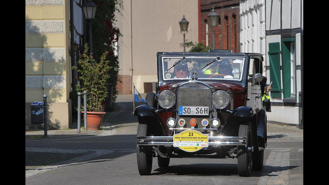 Opel 1,8 Ltr. 18 B Cabrio-Limousine