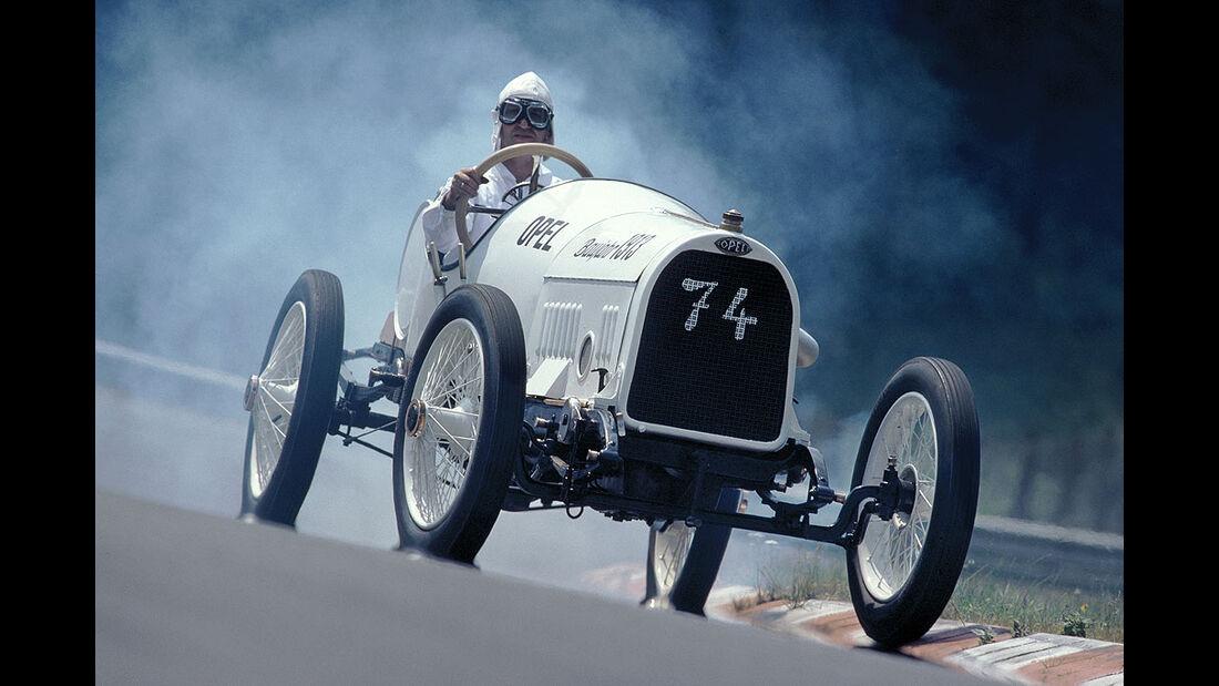 Opel 110 PS Grand-Prix-Rennwagen von 1913